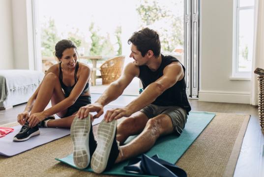 Explican la relevancia de la actividad física durante la cuarentena
